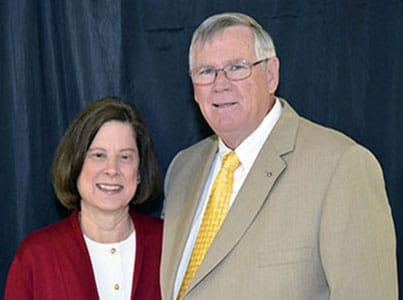 David and June Christian