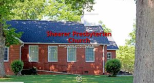 Shearer Presbyterian Church website