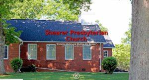 Shearer Presbyterian Church website