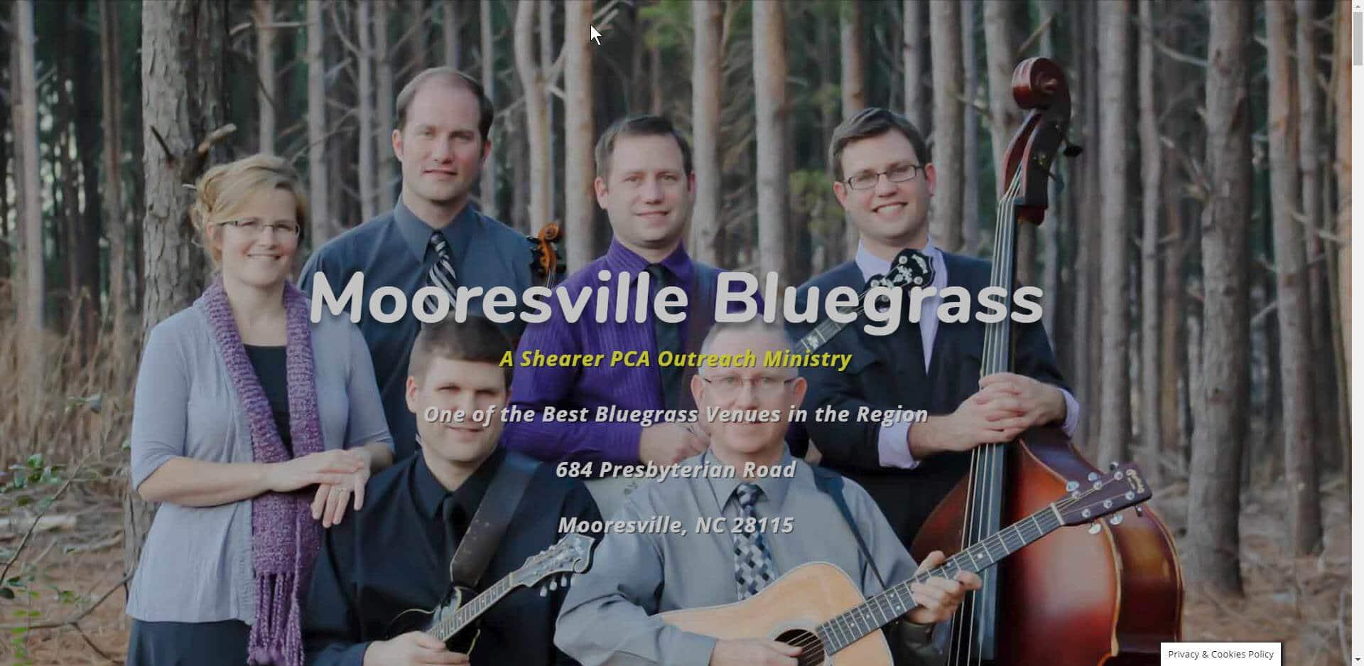 Mooresville Bluegrass
