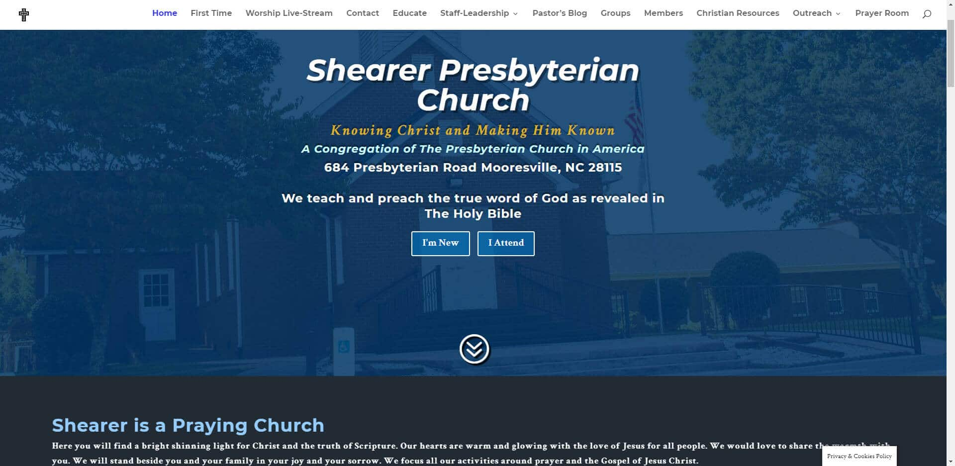 Shearer Presbyterian Church