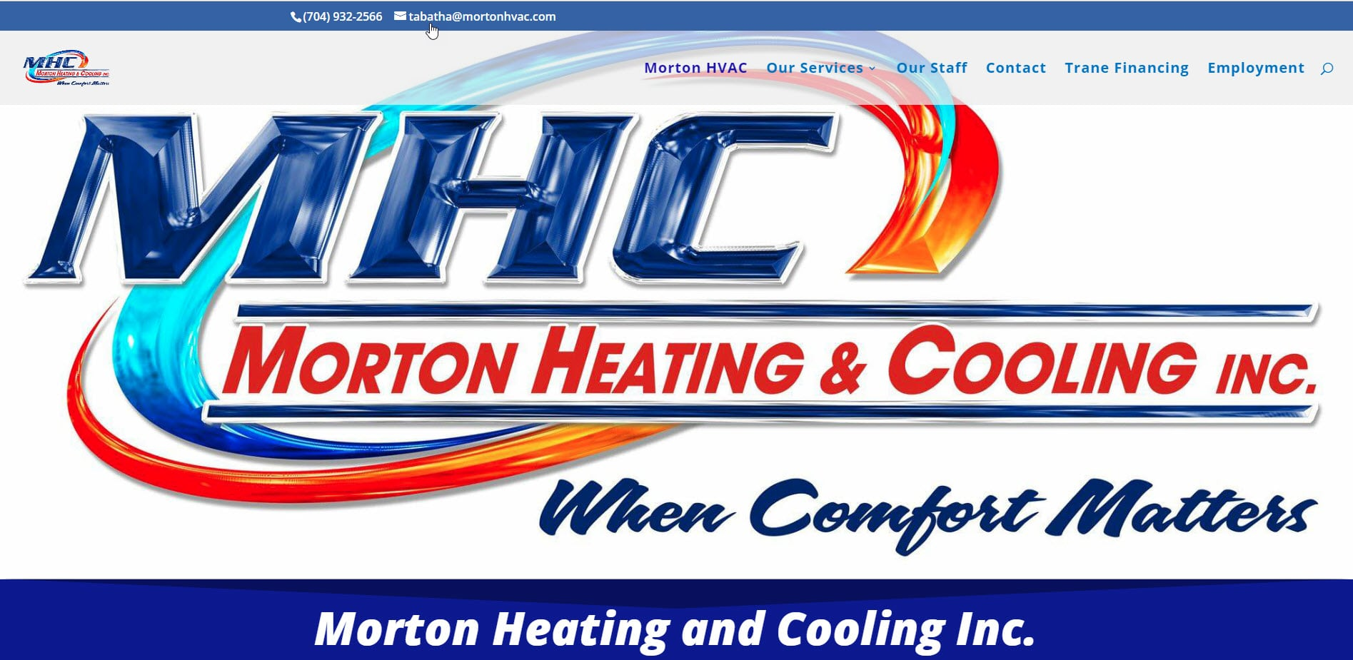 Morton Heating and Cooling